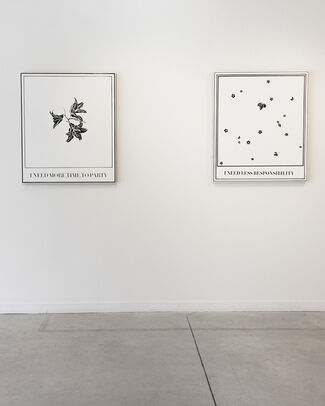 The Knight's Move: Curated by Parker Kay, installation view