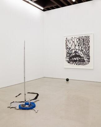 Alice Channer: Half-life, installation view