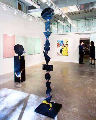 Ruttkowski;68 at Dallas Art Fair 2017, installation view