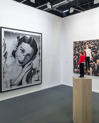 Mai 36 Galerie at ARCOmadrid 2017, installation view