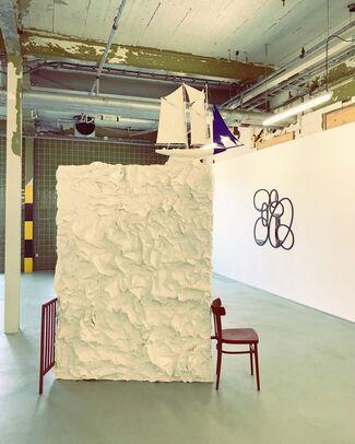 Gerard Koek: Migrational Moves, installation view