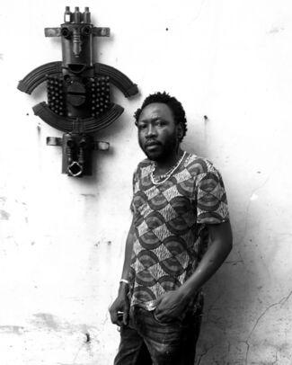 """Goncalo Mabunda """"Ex Africa semper aliquid novi"""", installation view"""