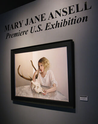 MARY JANE ANSELL U.S. PREMIERE EXHIBITION, installation view