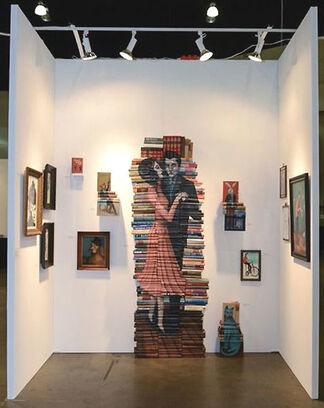 Sloan Fine Art at LA Art Show 2015, installation view