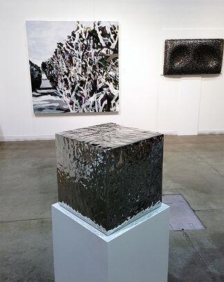 CYNTHIA-REEVES at Seattle Art Fair 2015, installation view