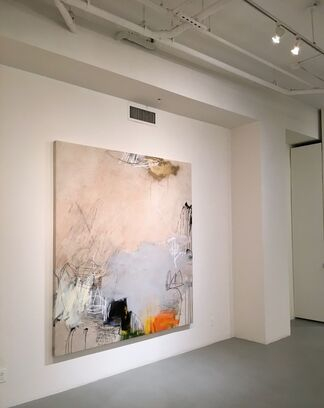 Time to Fly, installation view