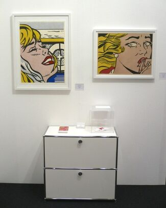 Alex Katz and other Pop Art Masters, installation view