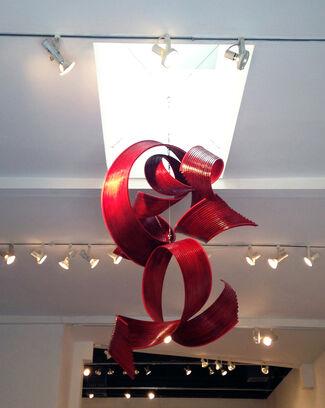 John Rose: Knot Chaos, installation view