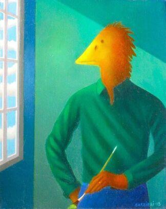 "Joseph Barbieri ""Odd Ducks and Various Landscapes"", installation view"