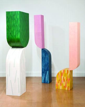Rachel Beach - Long Standing, installation view