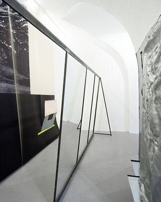 CHRISTOPH WEBER, installation view