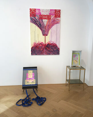 New Forms of Beauty 2, installation view