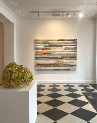 On the Road: American Abstraction, installation view