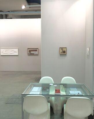 Montrasio Arte / Km0 at miart 2017, installation view