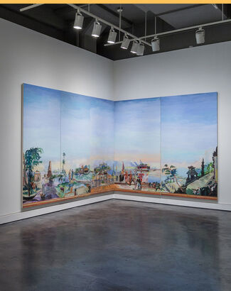 Jane Irish: Sông Hương: Withdrawing Room, installation view