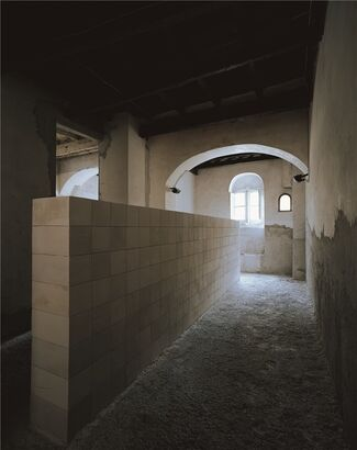 Sol Le Witt - Senza Titolo, installation view