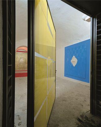 Gianni Dessì - Senza Titolo, installation view