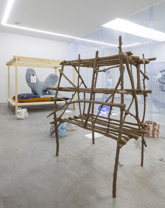 The Private Collection of Frederik Nystrup-Larsen, installation view