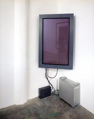 Integrating the Digital Consciousness, installation view
