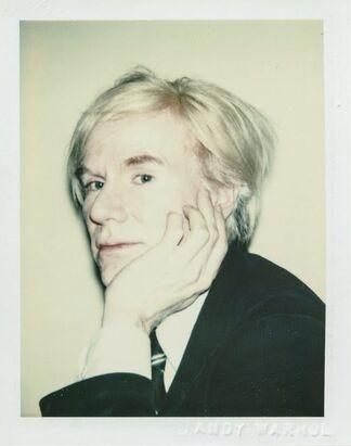 Andy Warhol – Polaroids 1971-1986, installation view