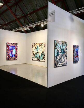 Luis De Jesus Los Angeles at Art Los Angeles Contemporary 2018, installation view