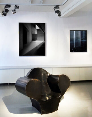 Arad - Binet - Hadid IN DIALOGUE, installation view