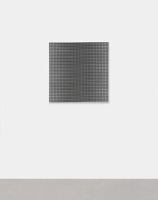 François Morellet: One more time, installation view
