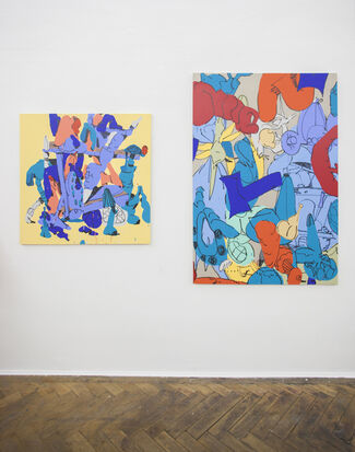 Antwan Horfee 'Traditional Occupations', installation view