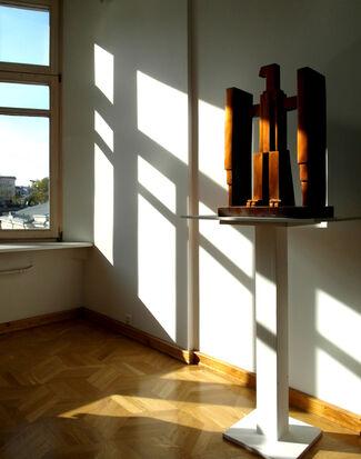 'BERLIN-BERLIN', installation view