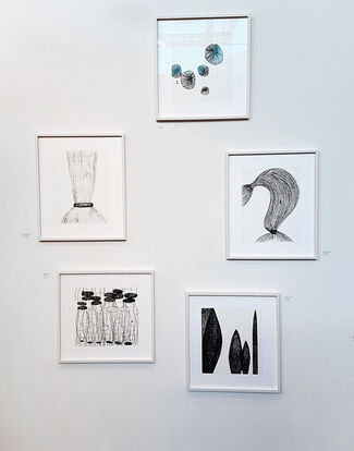 """Ulrike Michaelis - """"Containers"""", installation view"""