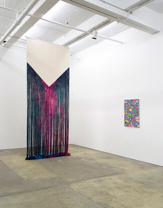 Showtime, installation view