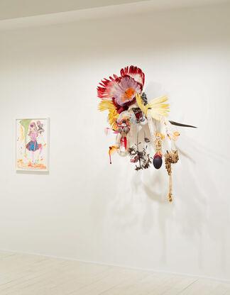 Rina Banerjee: Tropical Urban, installation view