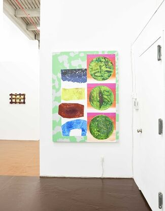 Shane Tolbert: Abiquiú Paintings, installation view