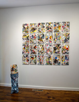 Benny Merris: All Ways Always, installation view