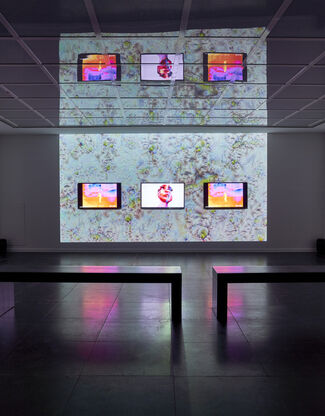I am here to learn: On Machinic Interpretations of the World, installation view