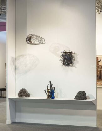 Michael Rosenfeld Gallery at The Armory Show 2017, installation view