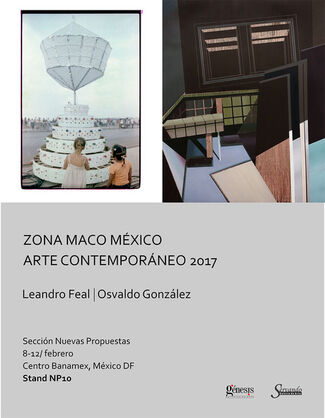 Servando Galería de Arte at ZⓢONAMACO 2017, installation view