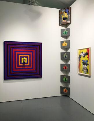 VICTORI+MO CONTEMPORARY at PULSE Miami Beach 2016, installation view
