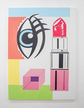 ALISTAIR FROST: AZQ < > $@Ł•^, installation view