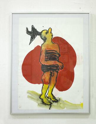 """BALANDIS 2524 by Benxamín Álvarez, Xesco Mercé, Marc Vilallonga (gallery """"La Xina A.R.T.""""), installation view"""