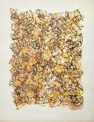 Brion Gysin: Unseen Collaborator, installation view