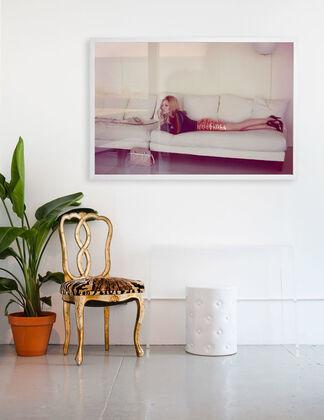 New Artist: Amanda Pratt, installation view