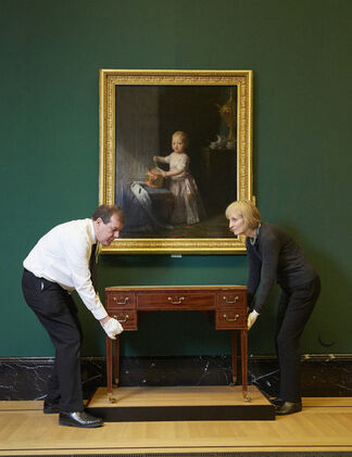 Scottish Artists 1750-1900: From Caledonia to the Continent, installation view