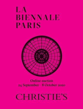 La Biennale Paris 2020 & Christie's, installation view