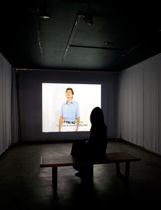Centrifuge in collaboration with Artis, installation view