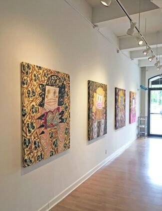 Adam Handler: Rebel Rebel, installation view