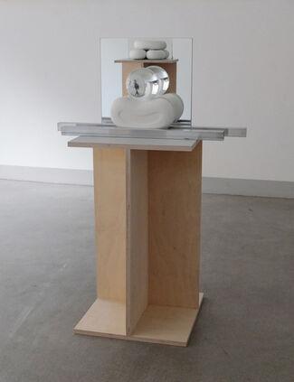 Raum mit Licht at viennacontemporary 2016, installation view