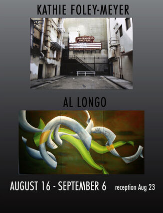 "Tandem-Solo Exhibit: Kathie Foley-Meyer ""Memory Parade"" / Al Longo ""Landscapes"", installation view"