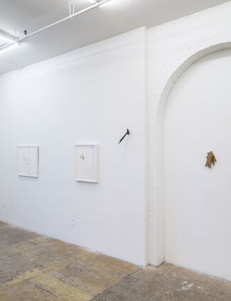 Accomplices, installation view