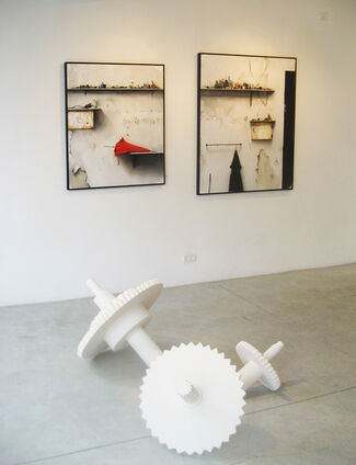 Full Scale, installation view